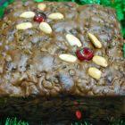 Rich Dark Fruit Cake