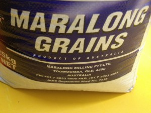 Maralong Grain Bag