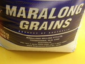Maralong Grain Bag
